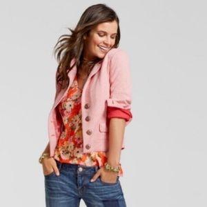 CAbi Amelia Button Blazer Jacket